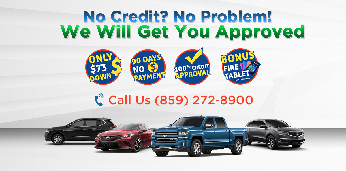 Get A Car With No Credit >> Can I Buy A Car With No Credit In Lexington Ky Poor Credit
